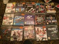 Sony PlayStation 3 with 15 games