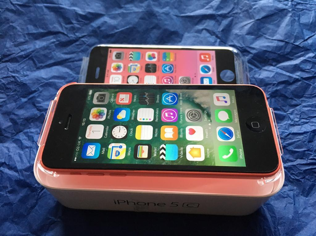 iPhone 5C 02 / Giffgaff / Tesco 16GB Excellent condition