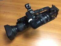 JVC gy-hm 700 HD video Camera