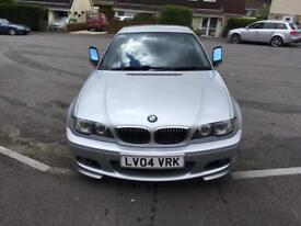 BMW 320ci msport