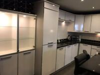 Kitchen Units with GRANITE worktops for sale