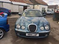 Jaguar S type stunning condition ONLY 66k miles