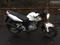 Sinnis stealth 125cc 1500 miles on clock 12months m.o.t
