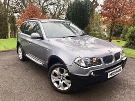 2005 BMW X3 D SPORT mint low miles