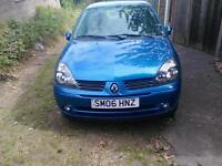 Renault Clio campus sport.make me an offer