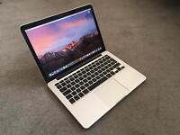 "APPLE MACBOOK PRO RETINA 13"" 2014-15 2.6GHZ I5 128GB SSD 8GB RAM WARRANTY SOFTWARE"