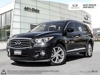 2014 Infiniti QX60 Premium, Theater, Deluxe Touring, Technology