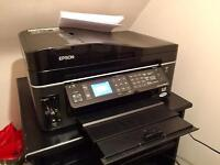 Epson Stylus SX600FW All-in-one printer with FAX and WIFI