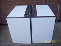 Hotpoint twin tubs x2
