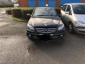 2008 Mercedes CLC 180 Kompressor - non working due to engine trouble