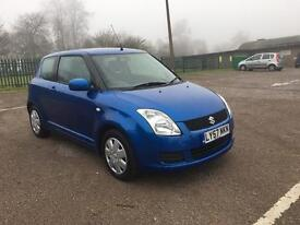 SUZUKI SWIFT, 1 OWNER FROM NEW, JUST HAD A FULL SERVICE