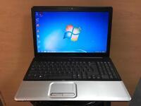 Compaq Laptop, 3GB Ram, 160GB, HDMI, Windows 7, Microsoft office, Good Condition