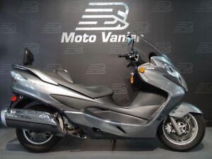 2009 Suzuki Burgman 400 ABS