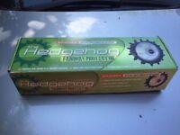 New Hedgehog wheels for golf trolley