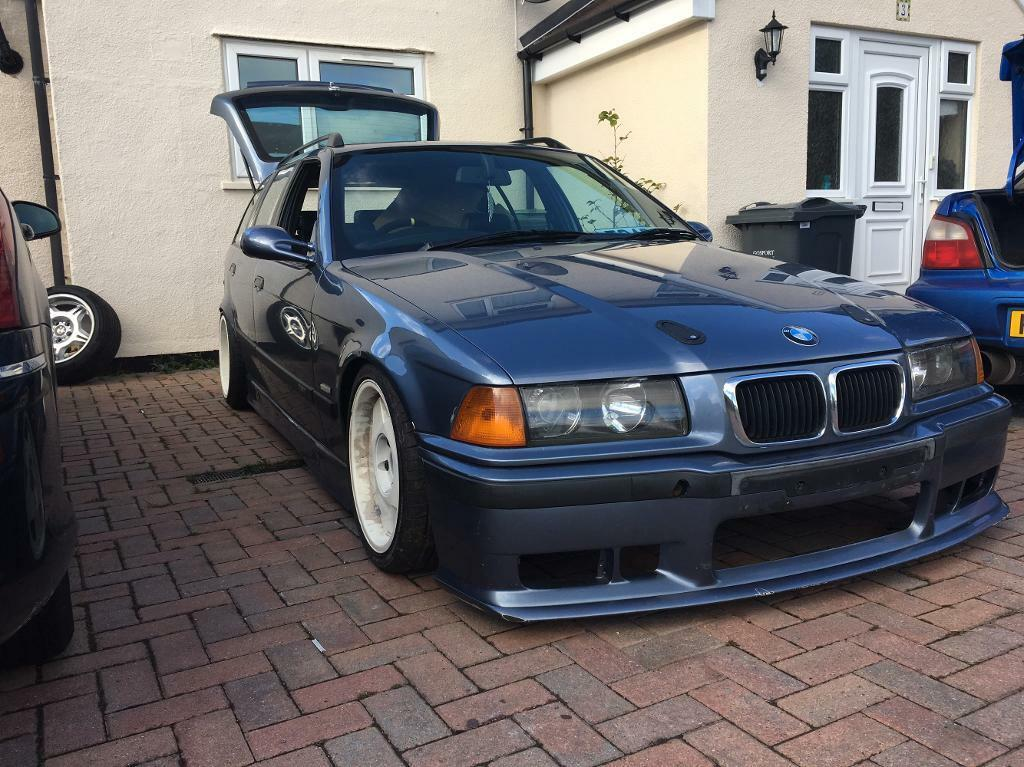 bmw e36 323i sport touring m50 drift in gosport hampshire gumtree. Black Bedroom Furniture Sets. Home Design Ideas