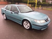 2004 SAAB 9-5 2.2 VECTOR AUTO LONG MOT LEATHER SERVICE HISTORY VERY TIDY TOP SPECIFICATION