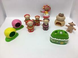 In the night garden toys bundle