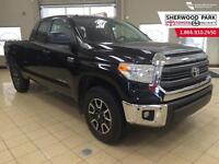 """2015 Toyota Tundra 4WD Double Cab 146"""" 5.7L TRD- 2 WAY STARTER!!"""