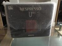 Brand New Nespresso U Coffee Machine