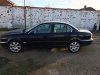 Jaguar x type 2.0 d se1 owner