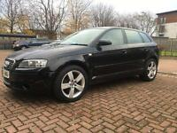 !!TOP SPEC!!Audi A3 Sportback Special Edition full service history,full leather interior,long mot