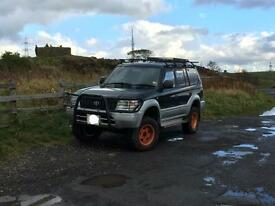 Toyota landcruiser colorado td OFF ROADER BIGFOOT/EXPEDITION big spec