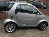 Smart City-Coupe auto spares or repairs