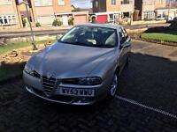 Alfa Romeo 156 1.8 T-Spark. LOW MILAGE