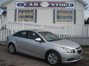 2014 Chevrolet Cruze 1LT SUNROOF BLUETOOTH VOICE ASSIST!!