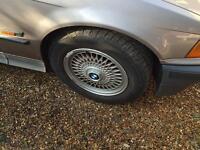 Bmw e21, e23, e28, e30 alloy wheels