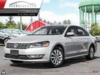 2013 Volkswagen Passat 2.0L TDI