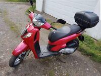 Honda SH125 - 125cc scooter