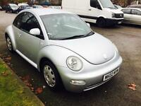 VW BEETLE 1.6 PETROL / 69K MILES / ONE OWNER CAR
