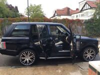 Top of the range Land Rover Range Rover Vogue 2006! Great car! 4x4 Diesel GREAT DEAL