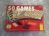 50 Games (Board Game)