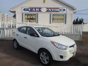 2011 Hyundai Tucson GL AIR CRUISE PW PL PM!!