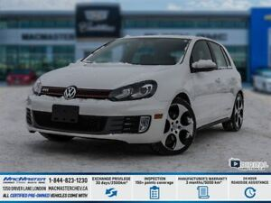 2011 Volkswagen Golf GTI 5-Door