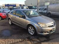 2005 VAUXHALL ASTRA 1.6 COUPE NEW MOT SUPERB DRIVE TIDY CAR CHEAP BARGAIN REA...