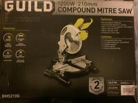 Guild mitre saw