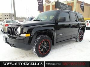2016 Jeep Patriot Sport/North FWD 4CYL