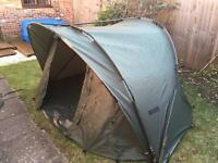 Fox royal bivvy & overwrap 1man
