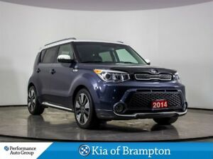2014 Kia Soul SX! Two-Tone Fathom Blue/White SPECIAL EDITION.