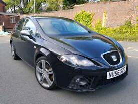 SEAT LEON FR CR TDI 170 2007 HPI CLEAR ONE OWNER IMMACULATE CAR MUST SEE