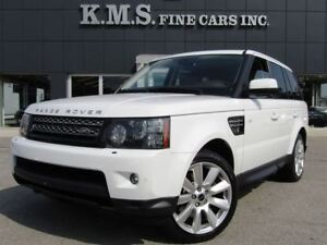 2013 Land Rover Range Rover Sport HSE LUXURY| SINGLE OWNER| ACCI