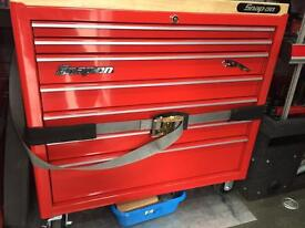 40 inch Snap-on roll cab (as good as new)