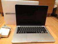 "Retina MacBook Pro 13"" (2015 Model) - i5 2.7GHz, 16GB RAM, 256GB SSD - AppleCare until June 2018!"