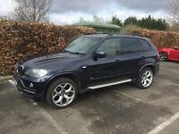 BMW X5 4.8i seven seater fully loaded may swap 5 series new shape