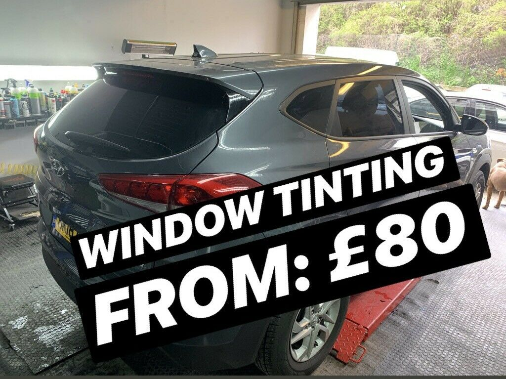 CAR WINDOW TINTING FROM £80 | ECU REMAPPING | DPF & EGR