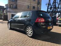 FULLY LOADED VW VOLKSWAGEN GOLF 5 DOOR MANUAL QUICK SALE
