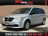 2011 Dodge Grand Caravan SXT - Stow-N-Go, Rear Heat & A/C